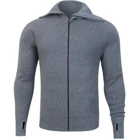 Tufte Wear Bambull Blend Jacke grey melange